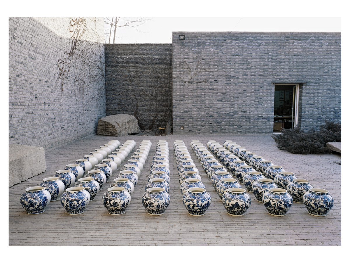 Serge Spitzer & Ai Weiwei