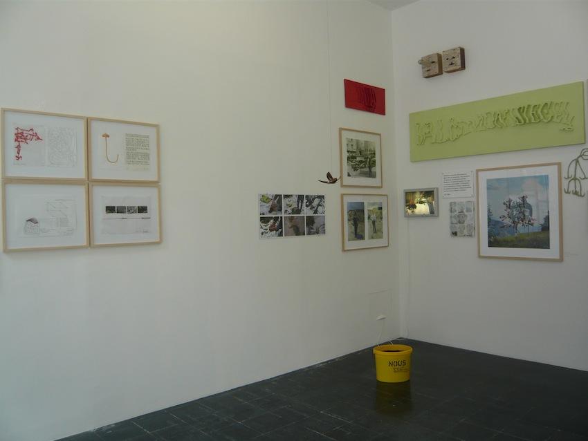 Franzeska & Lois Weinberger, Venedig 2009