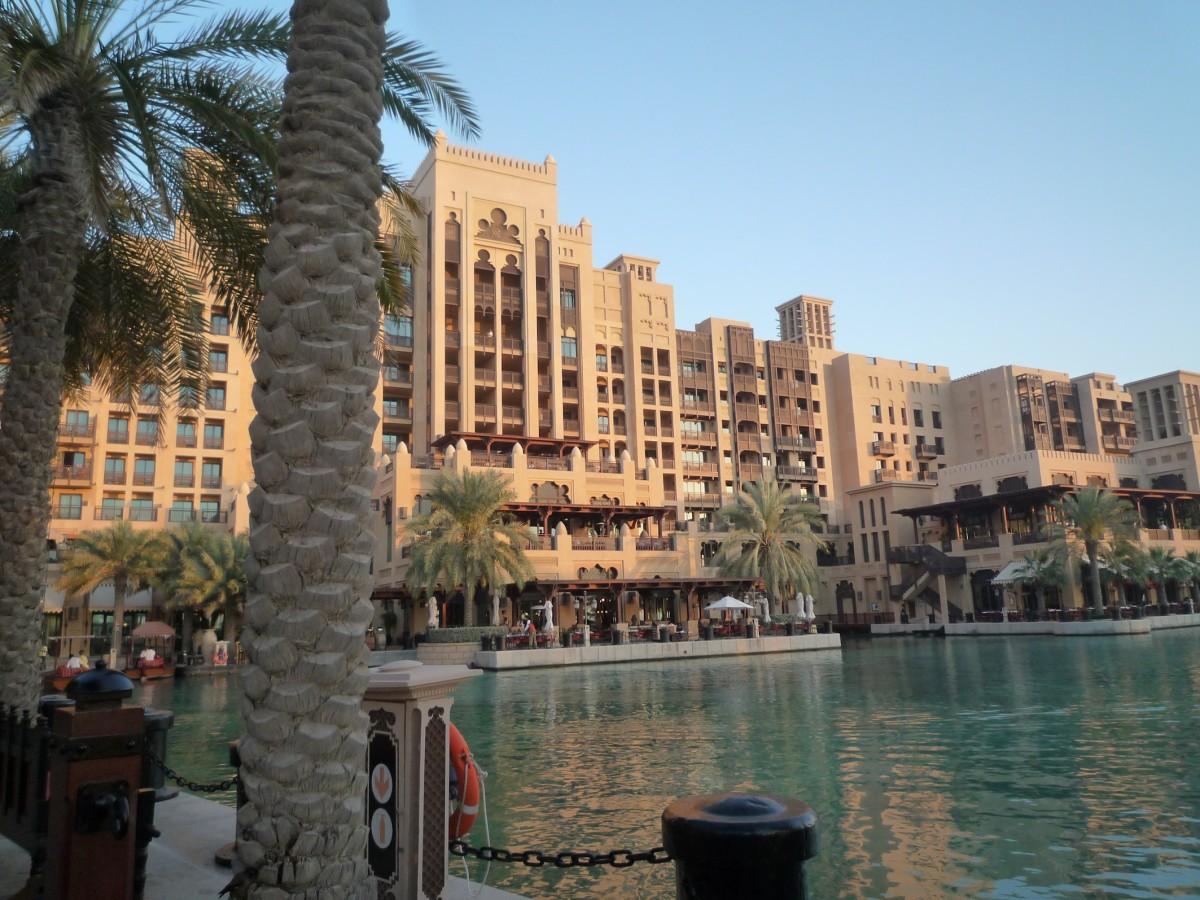 Madinat Jumeirah Hotel, Dubai