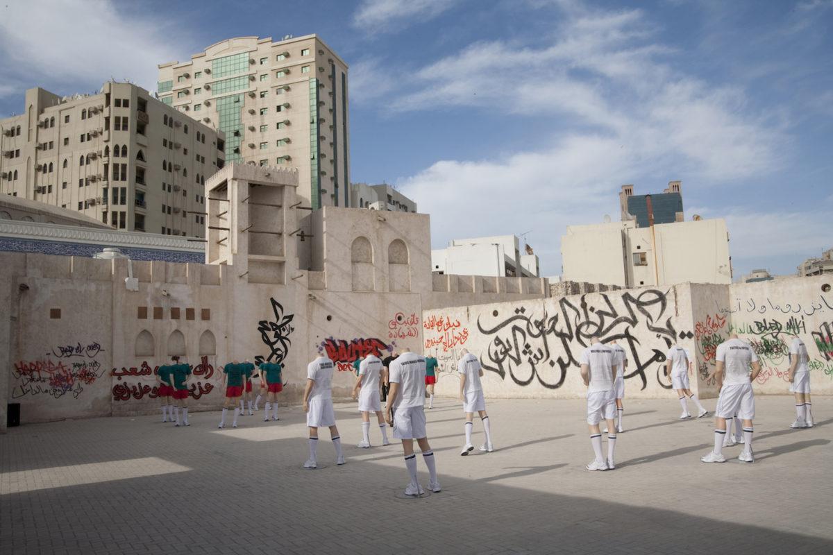 Mustapha Benfodil, Sharjah Biennale 2011