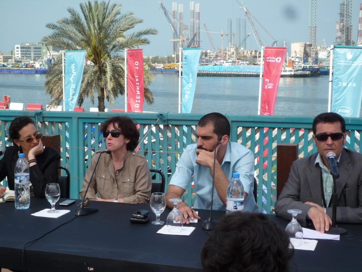 Eröffnung Sharjah Biennale 2011 // SBV