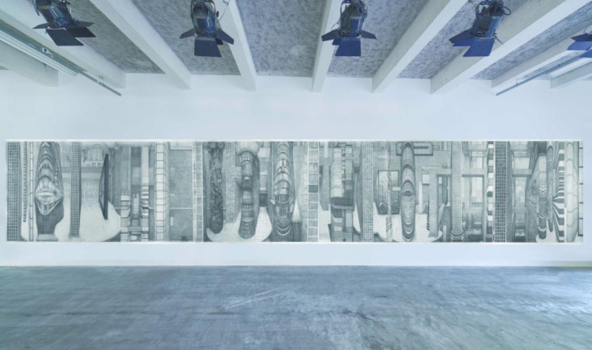 Robbie Cornelissen, The Capacious Memory, c: Lyon Biennale 2011