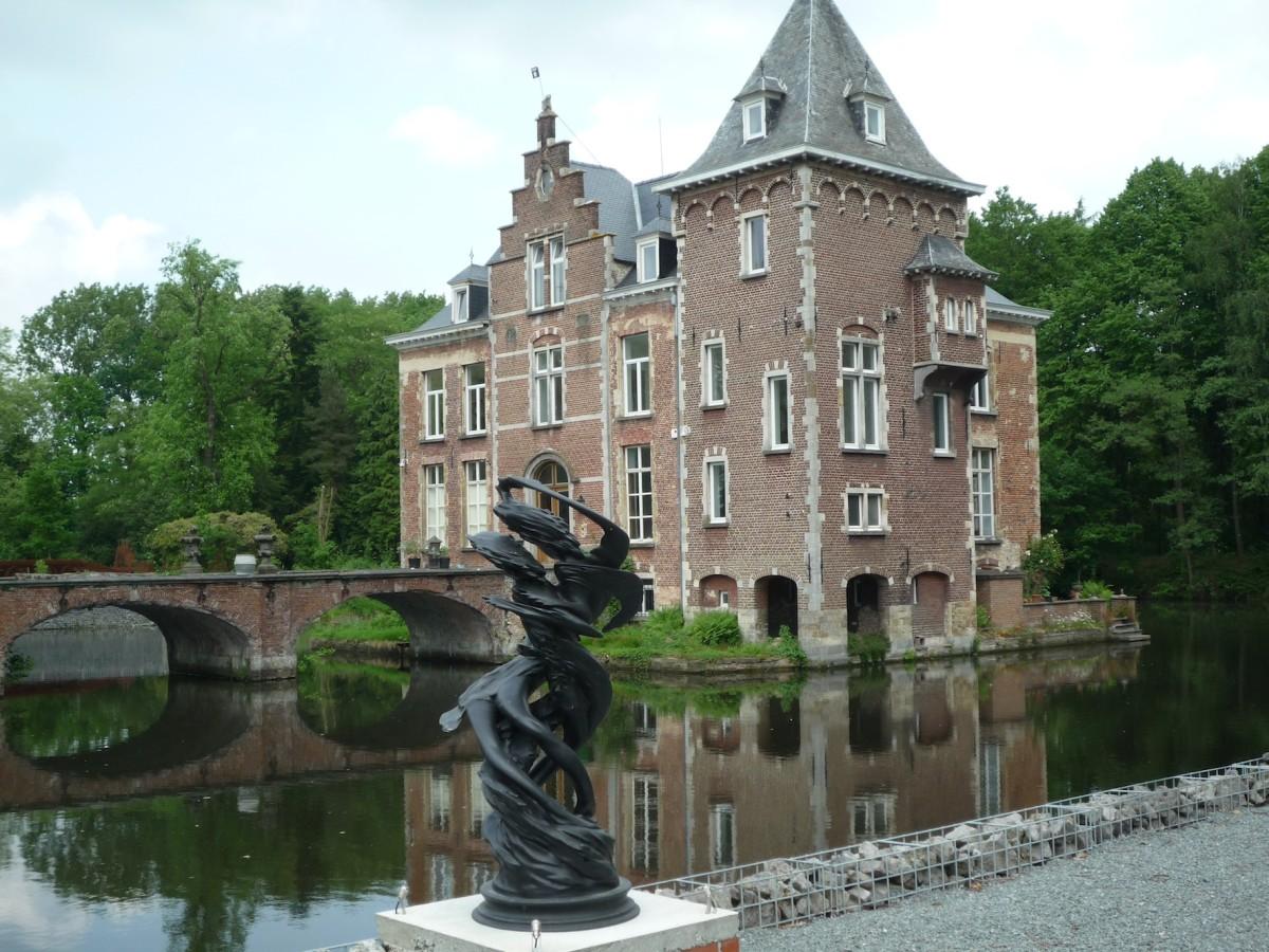 Schloß Wim Delvoye, Gent