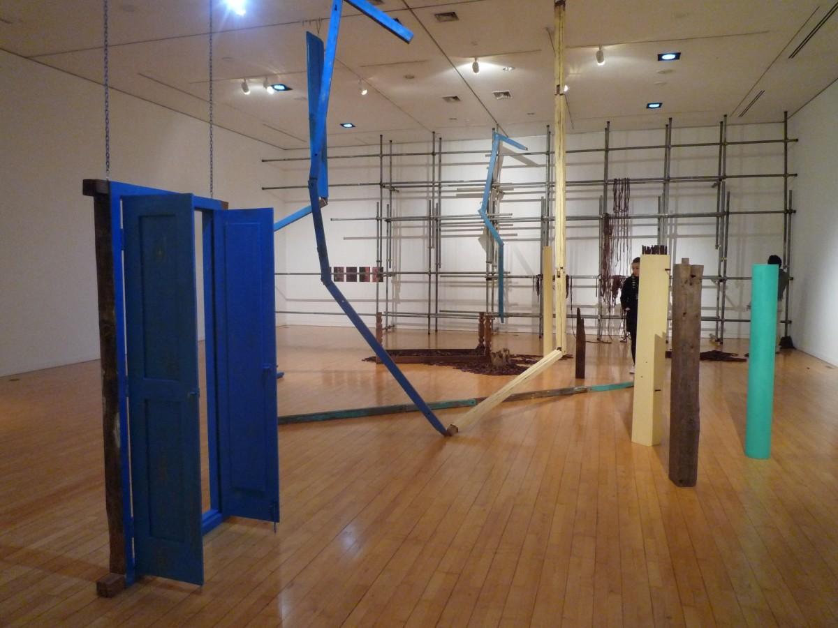 Sheela Gowda, Busan Biennale 2012