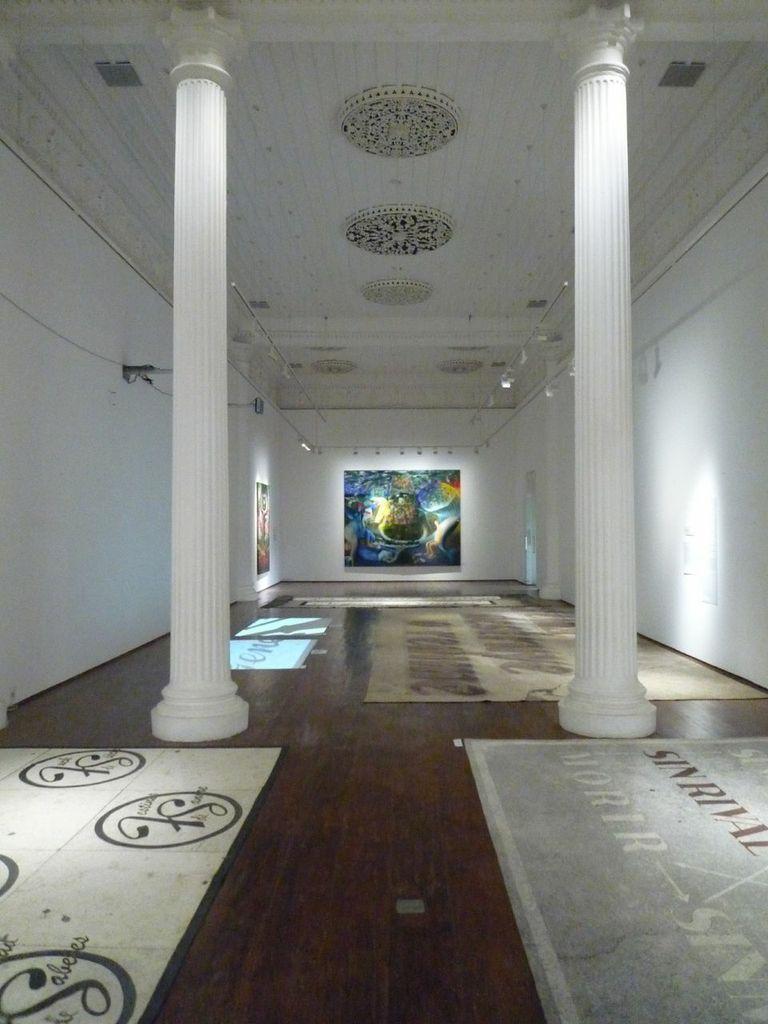 Teppiche von Carlos Garaicoa // SBV