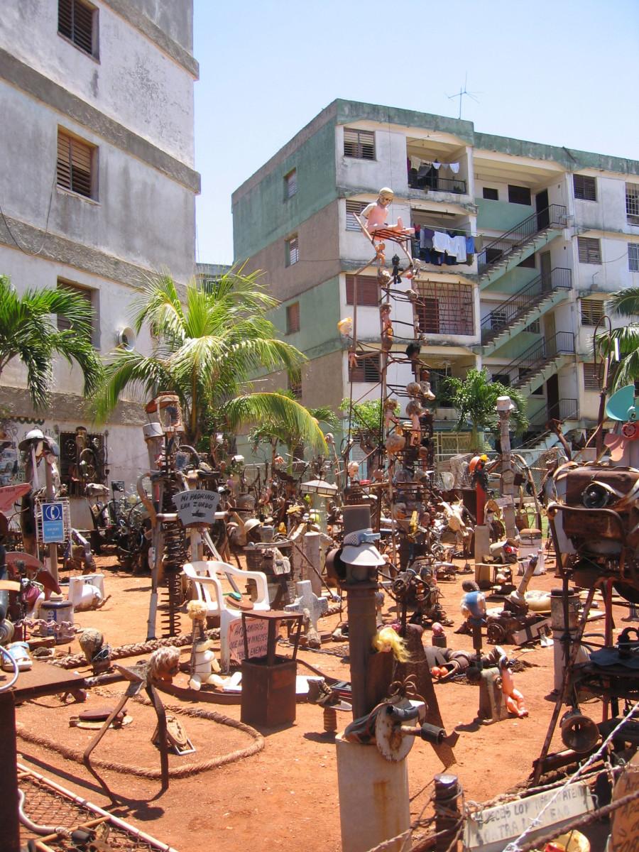 Nachbarschaftsprojekt in Alamar