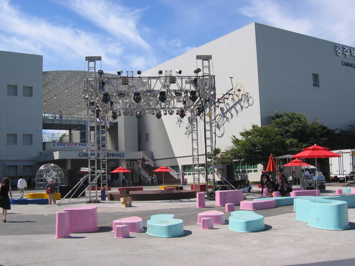 Biennale-Halle Gwangju 2006