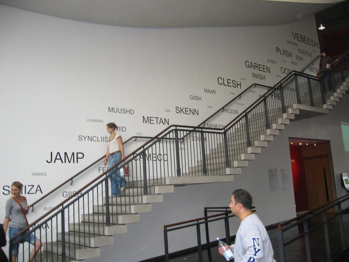 Sissel Tolaas, Liverpool 2006