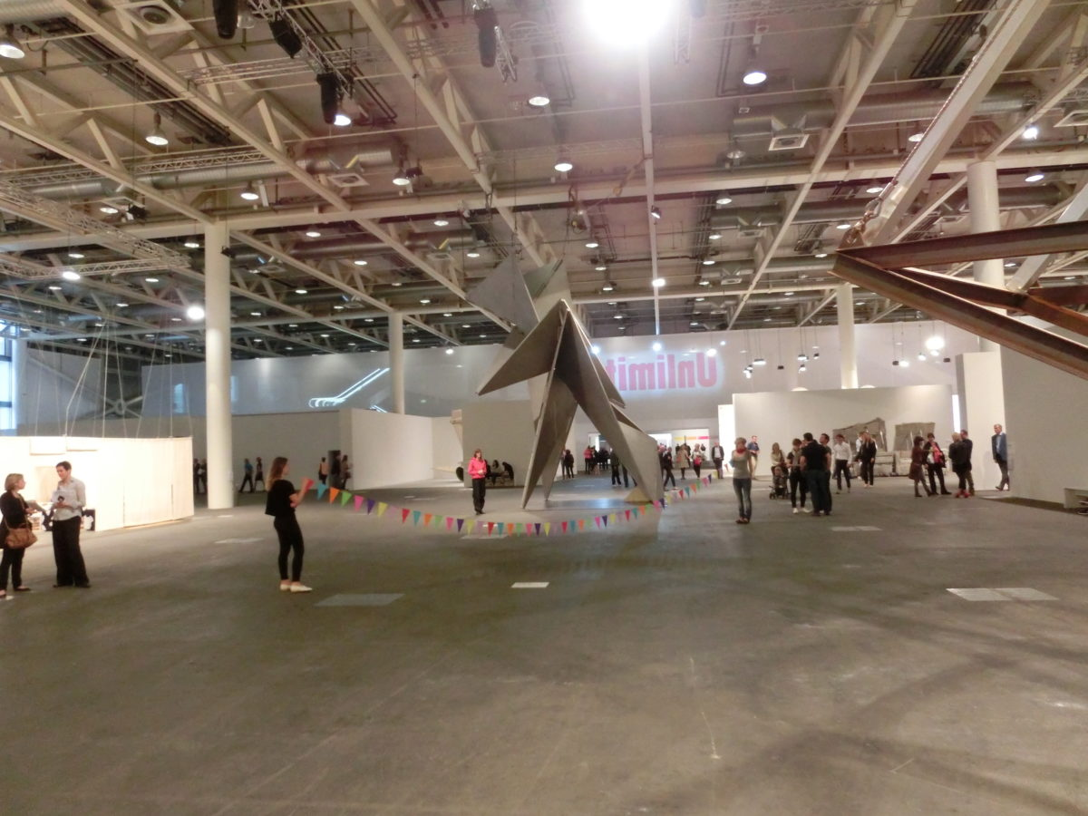 44. Art Basel 2013, Unlimited // SBV