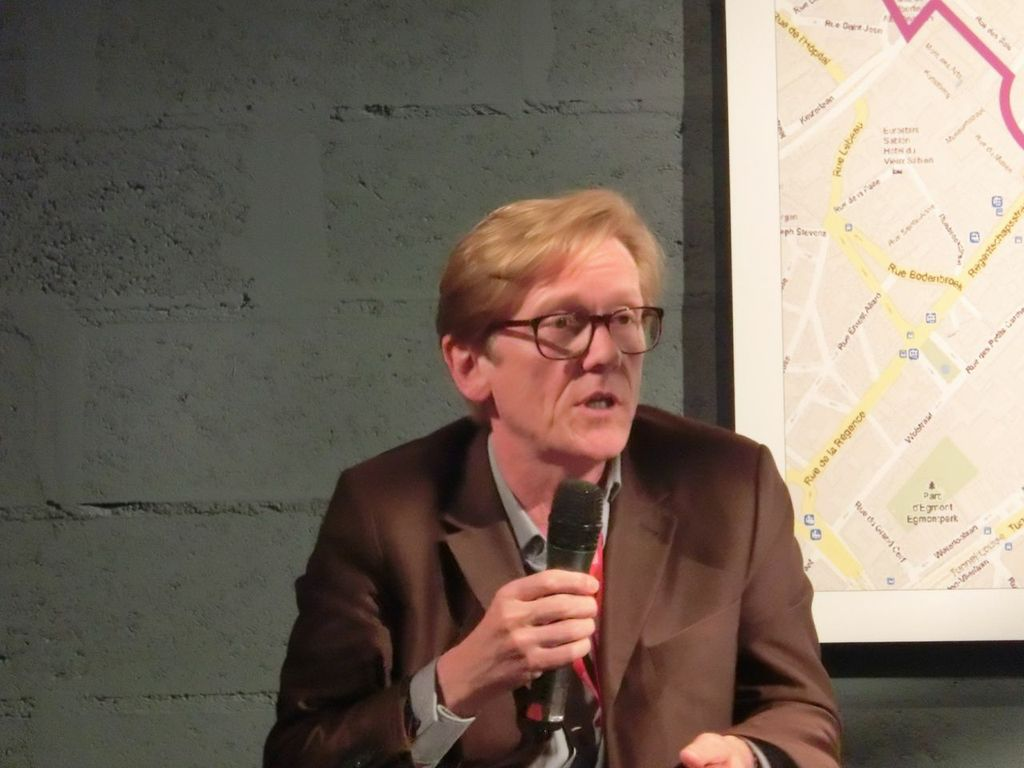 Gunnar B. Kvaran, Kurator 12. Lyon Biennale 2013