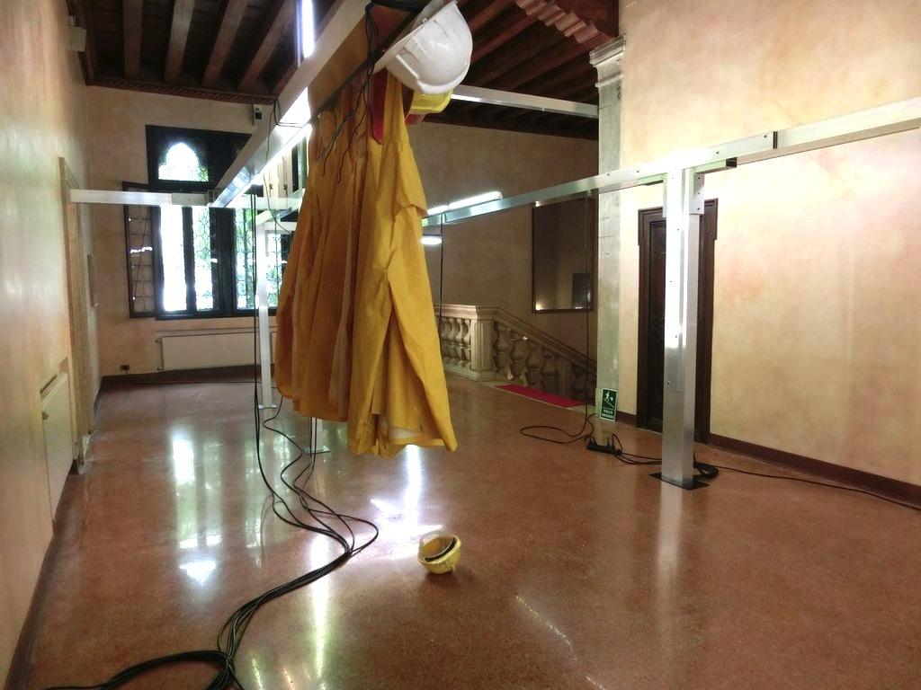 Pedro Cabrita Reis, A Remote Whisper, Venedig 2013 (c: SBV)