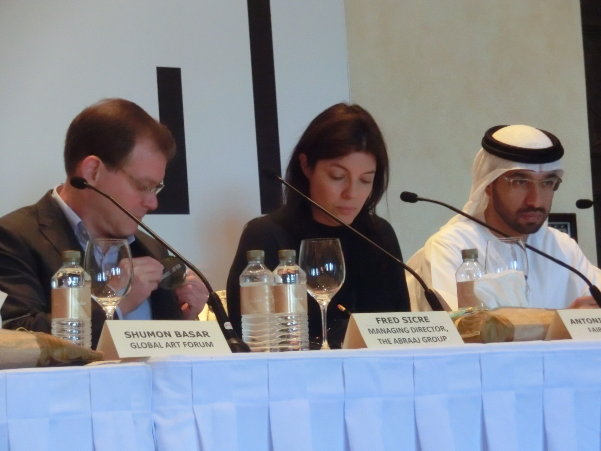 Antonia Carver, Direktorin Art Dubai