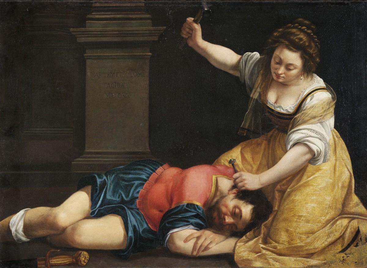 Aartemisia Gentileschi, 1620