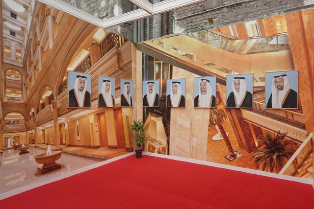 GCC Installation auf der FIAC 2014