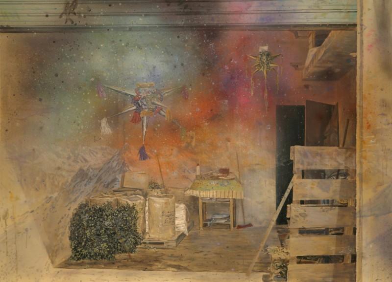 Harald Hermann, Denken u Außen. AJL Galerie