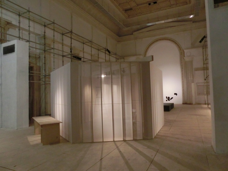 Architektur 6. Moskau Biennale