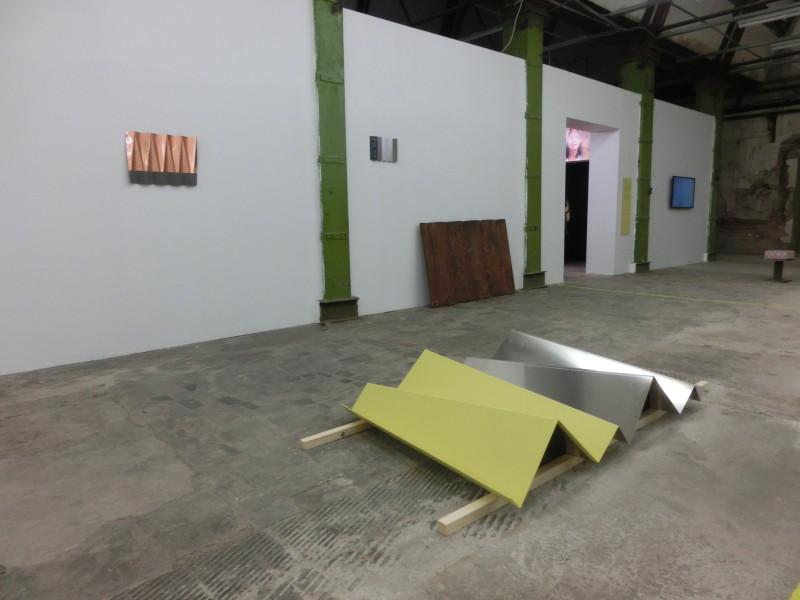 Andreas Fogarasi // SBV, Ausstellung HOPE