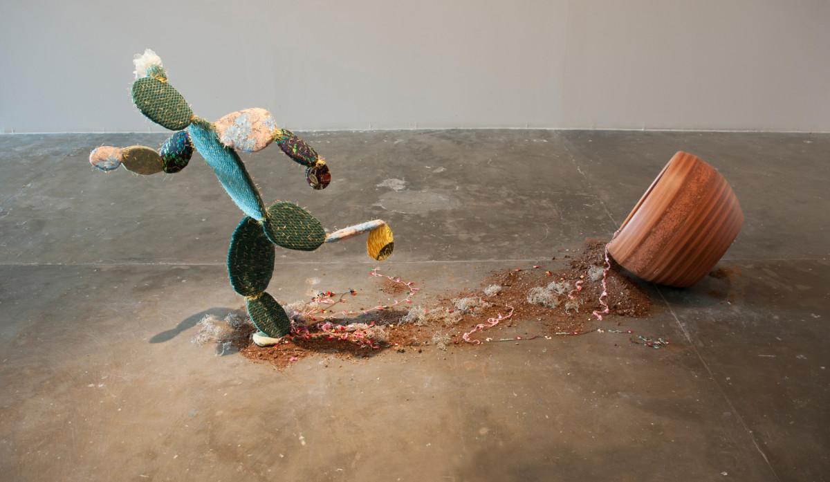Nilbar Güres, Escaping Cactus, 2014