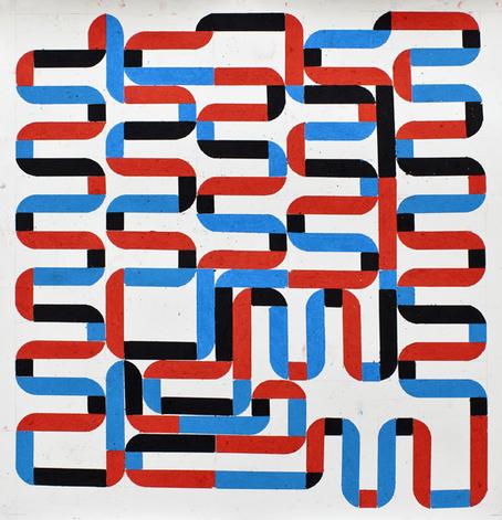 Siggi Hofer, 1970, 2013 // Galerie Meyer Kainer