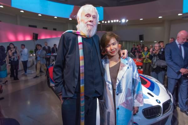 Cao Fei, John Baldessari // BMW
