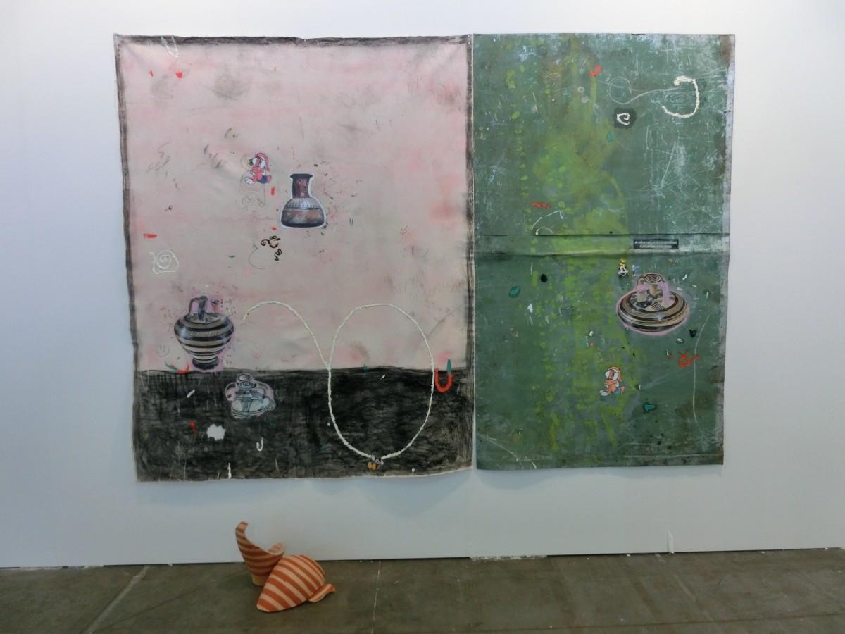 Paulo Nimer Pjota. Galerie Mendes Wood