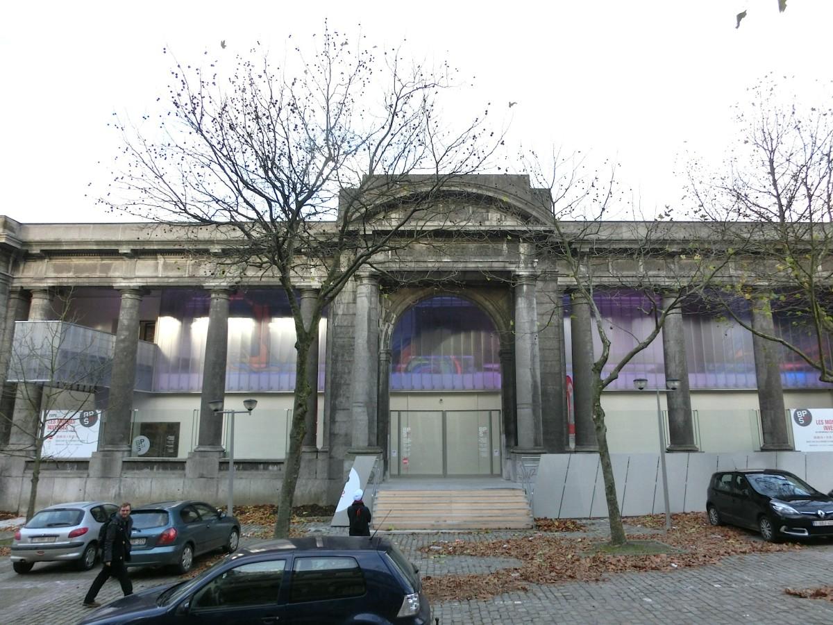 BPS22, Charleroi