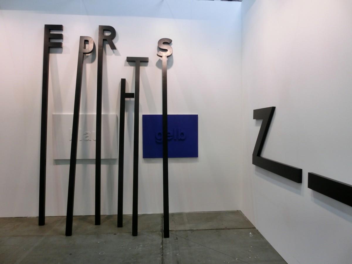 Josef Bauer. Galerie Unttld, Wien