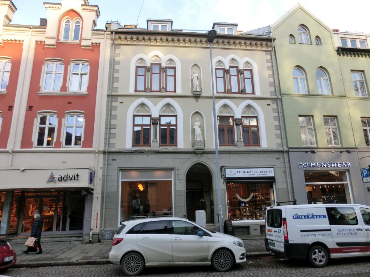 Kunsthalle Trondheim (Mitte)