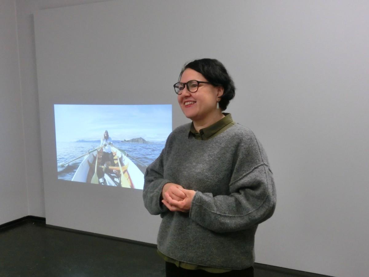 Helena Holmberg, Leiterin Kunsthalle Trondheim