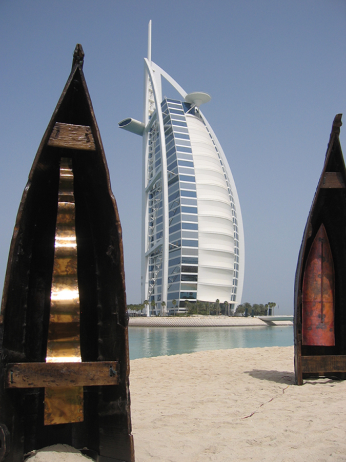 Subodh Kerkar, Art Dubai 2007 // SBV