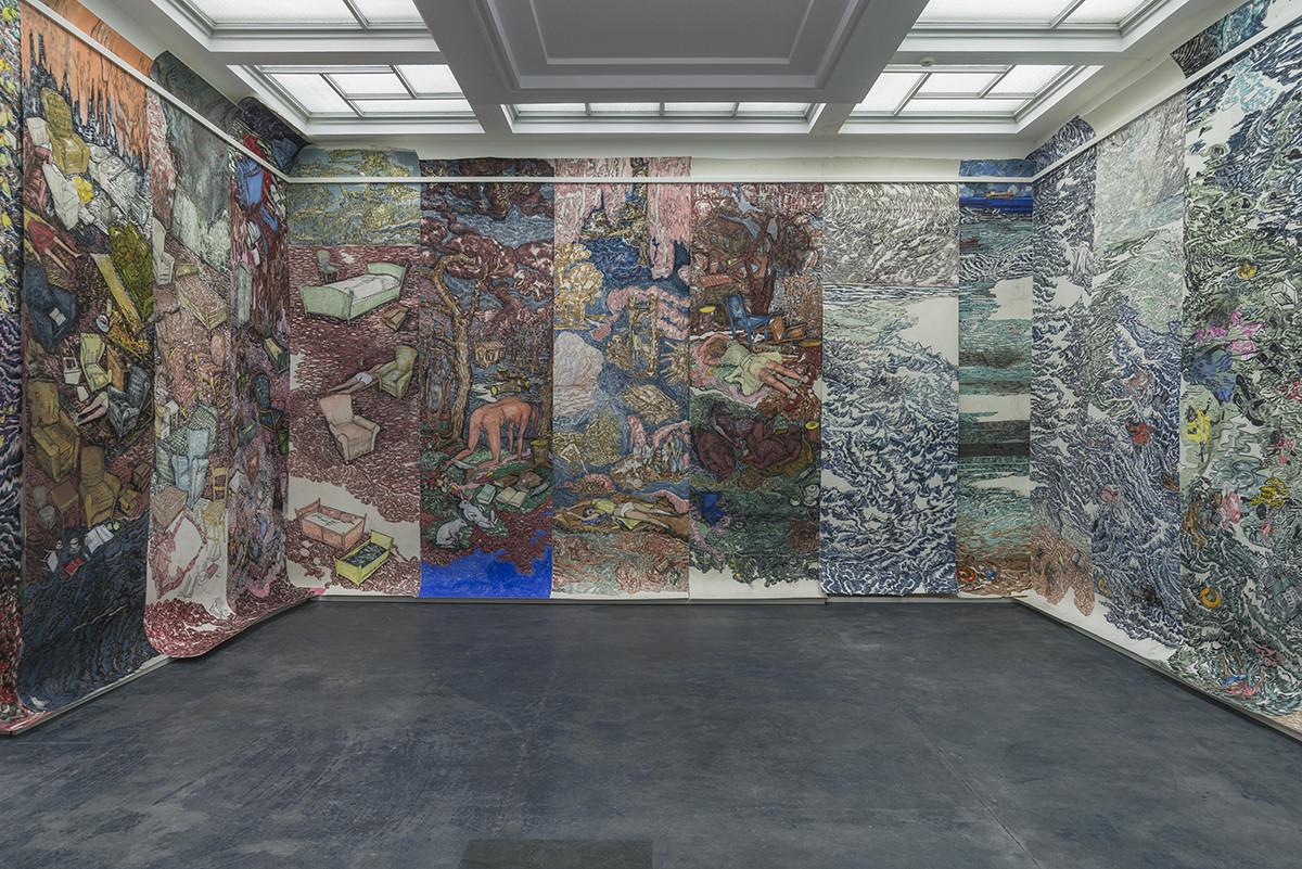 Vanessa Baird, Kunstmuseum Trondheim 2015