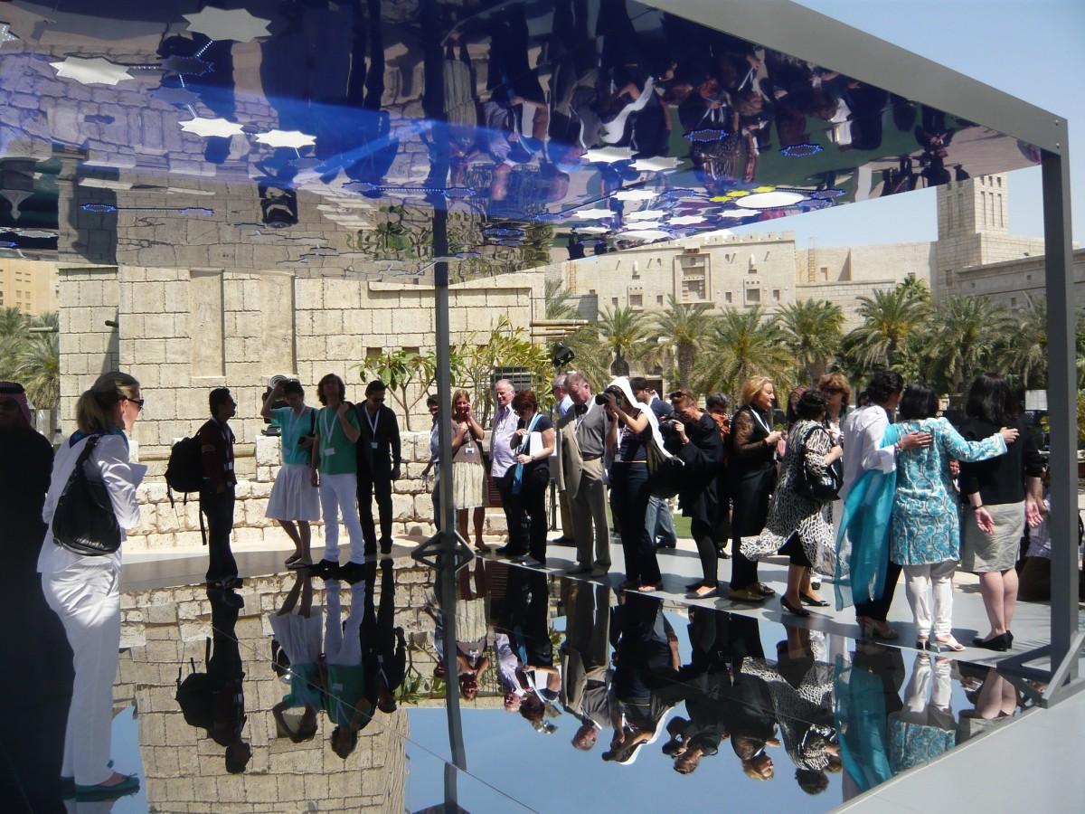 Zoulikha Bouabdellah, Abraaj Prize 2009 // SBV
