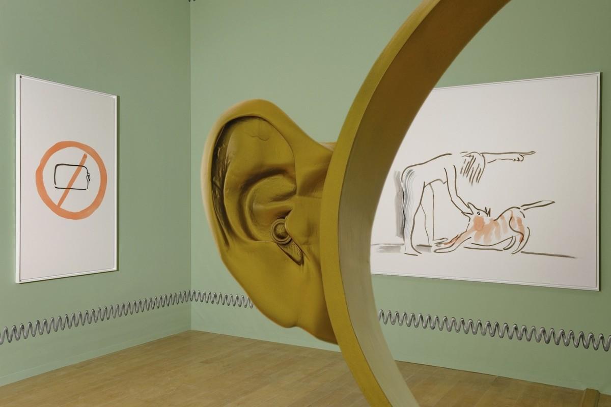 Camille Henrot, Lyon Biennale 2015