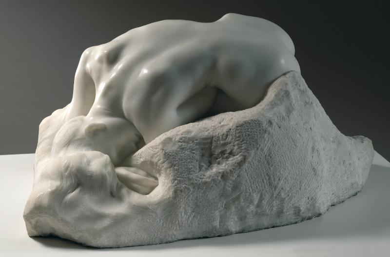 Auguste Rodin, Danald, 1889. Rodin Museum