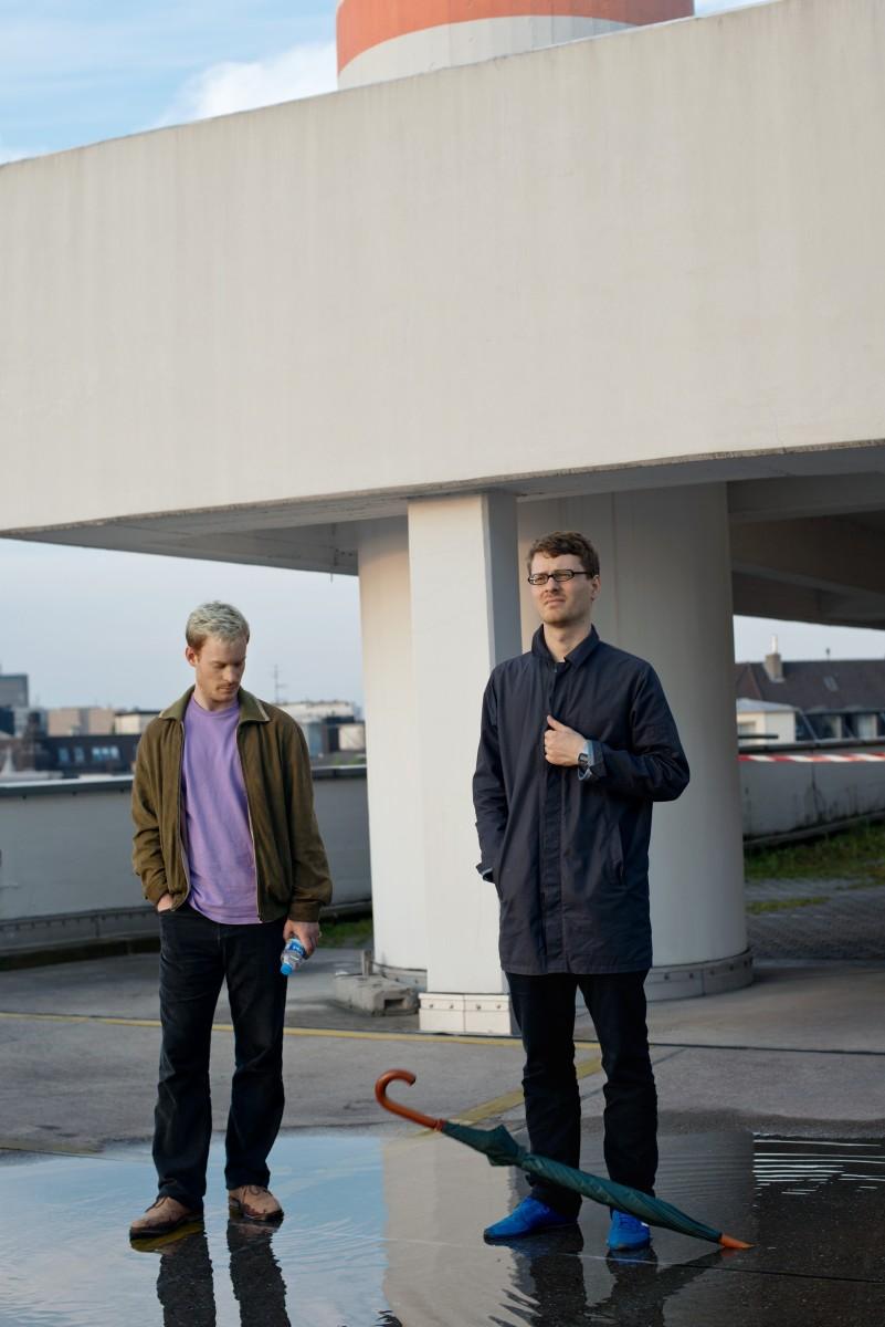 Henning Fehr & Philipp Rühr. Foto David Heitz