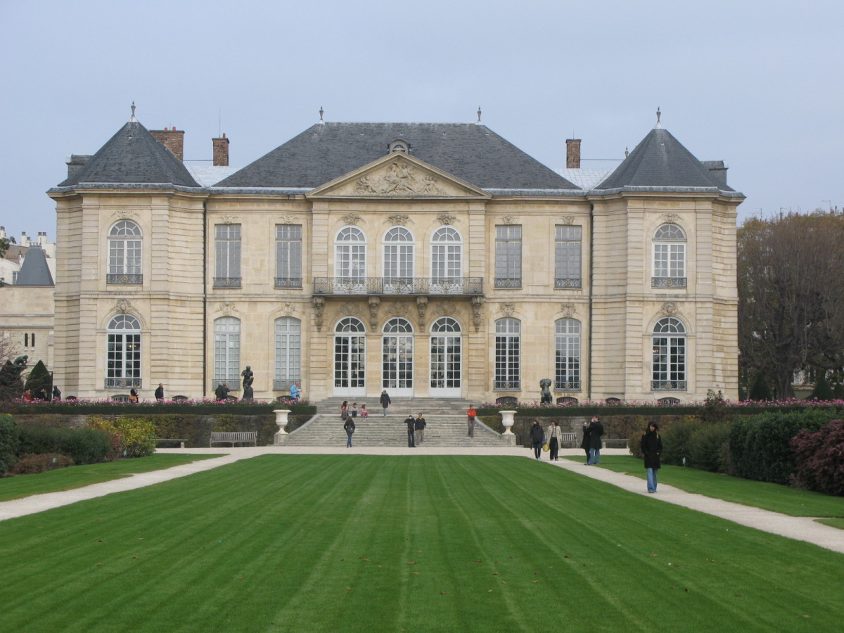 Rodin Museum, Paris. c wikipedia, Dada
