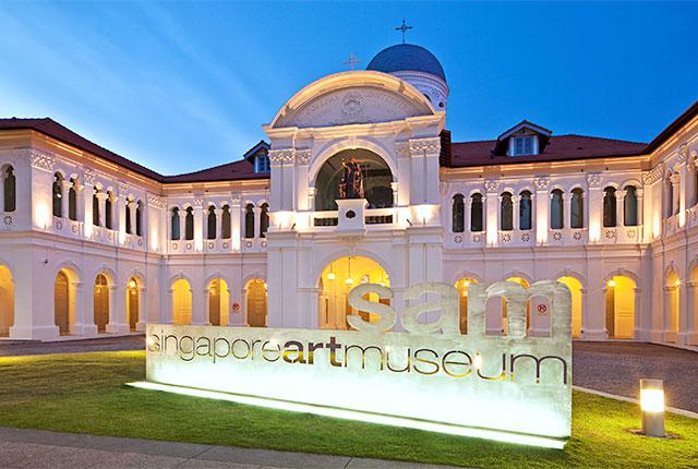 Hauptausstellungsort der Biennale: SAM