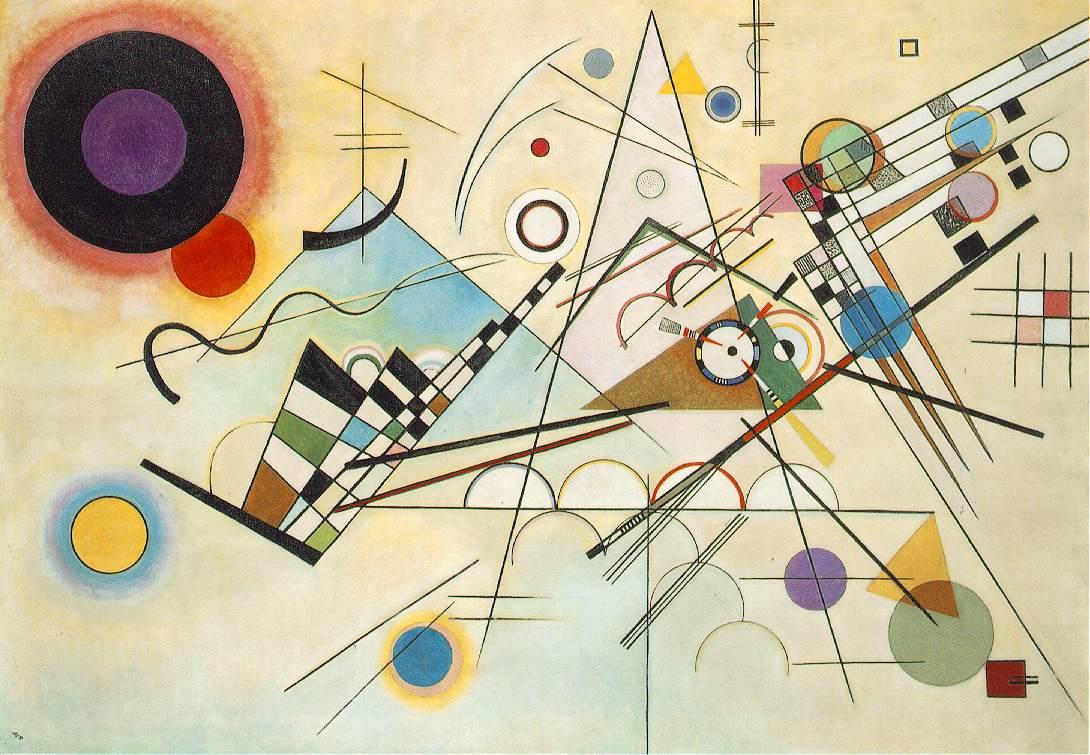 Wassily Kandinsky, 1923