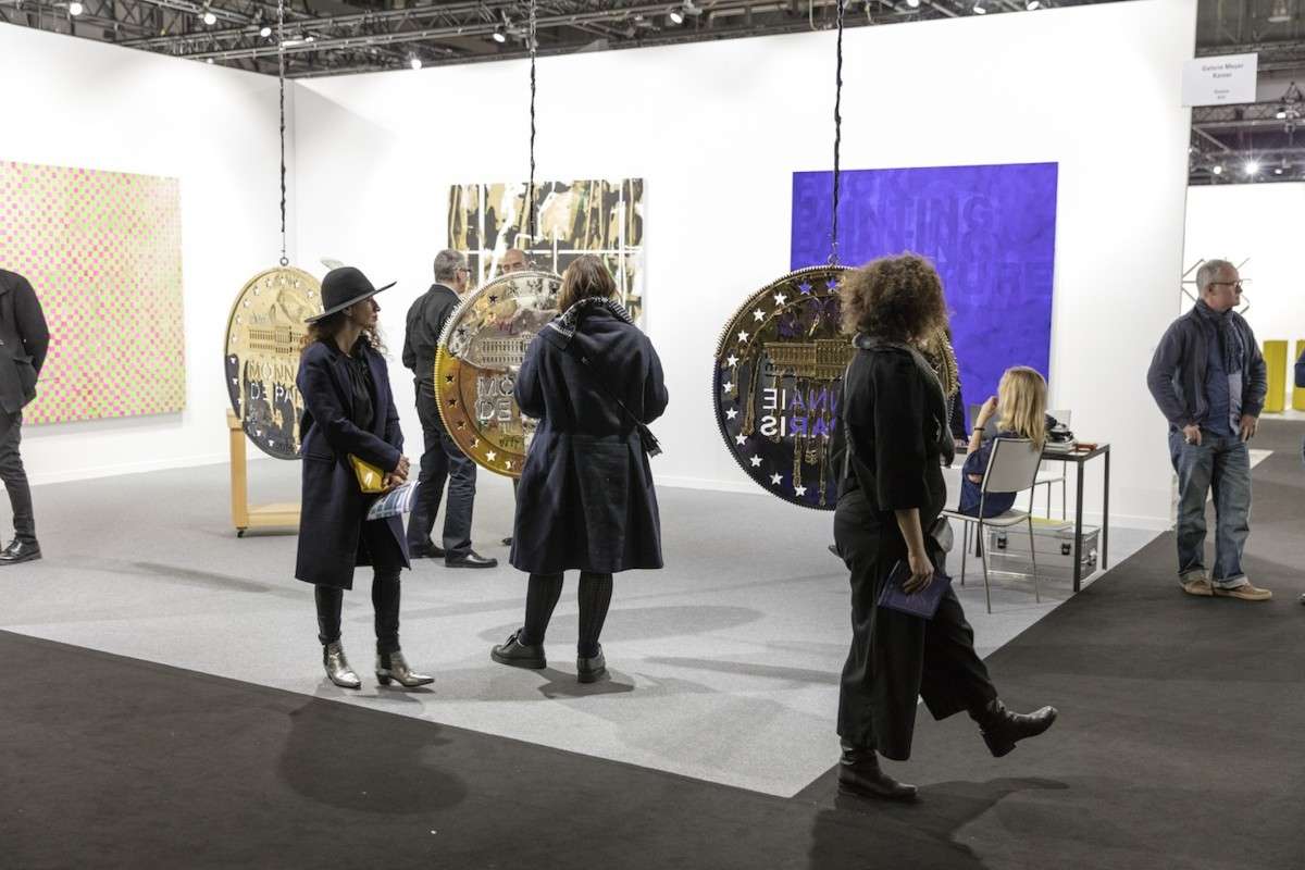 KAYA, Galerie Meyer Kainer, Wien. Foto Julien Gremaud