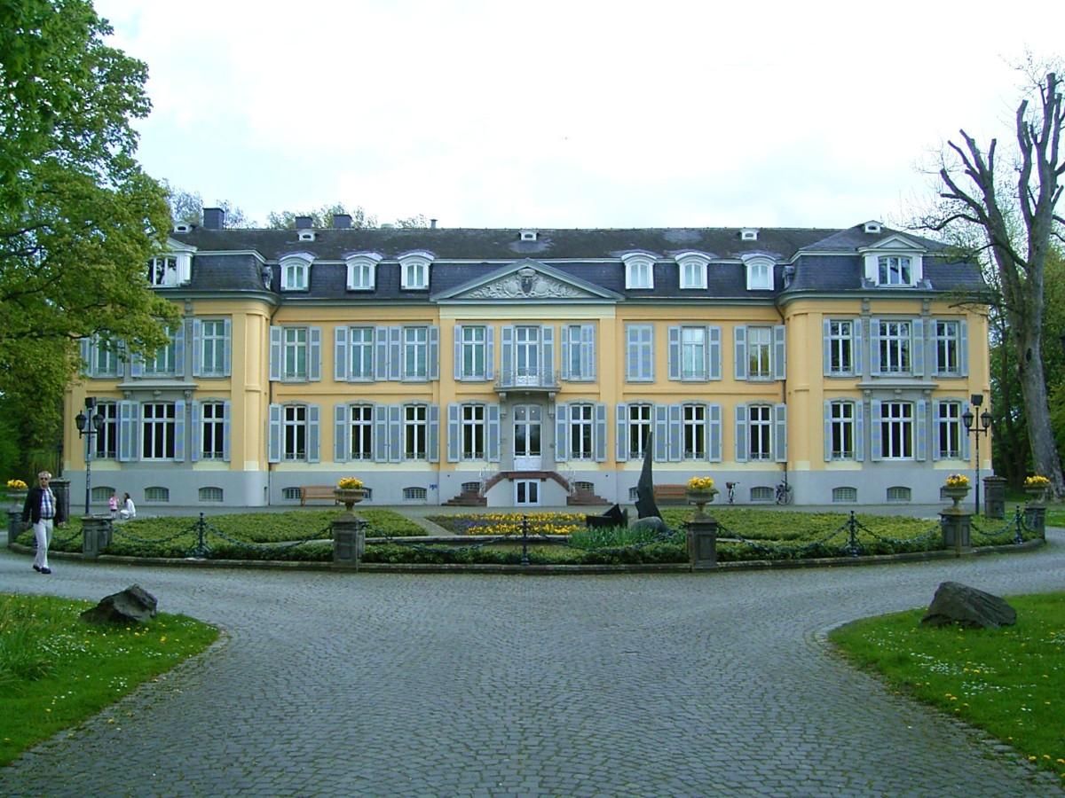 wikimedia: Schloss Morsbroich, Leverkusen