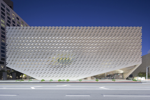 The Broad Museum, Los Angeles // Iwan Baan