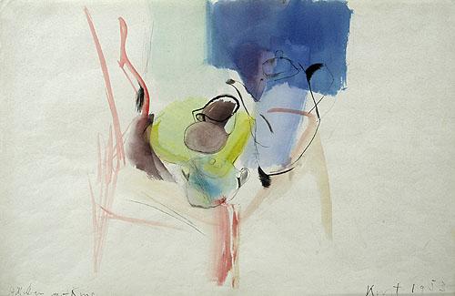 Kurt Absolon. Galerie Maier, Innsbruck