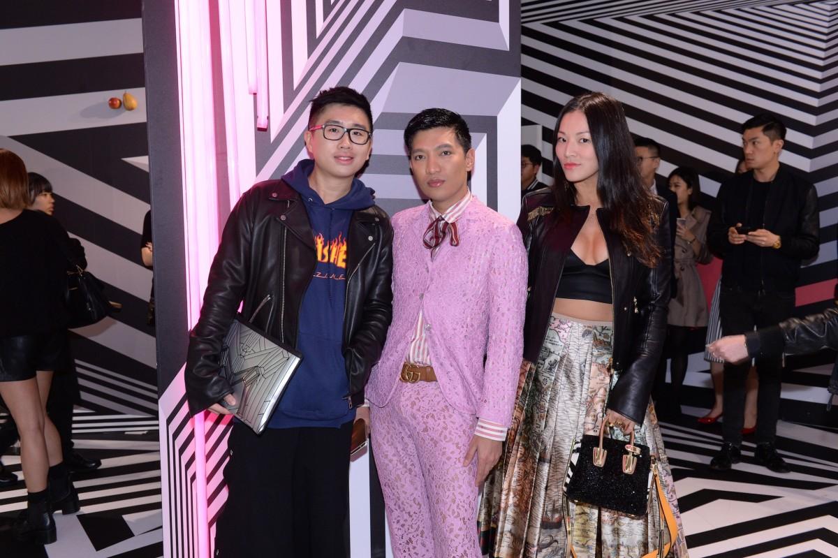 MCM x TR_Declan Chan_Bryanboy_Tina Leung Kopie
