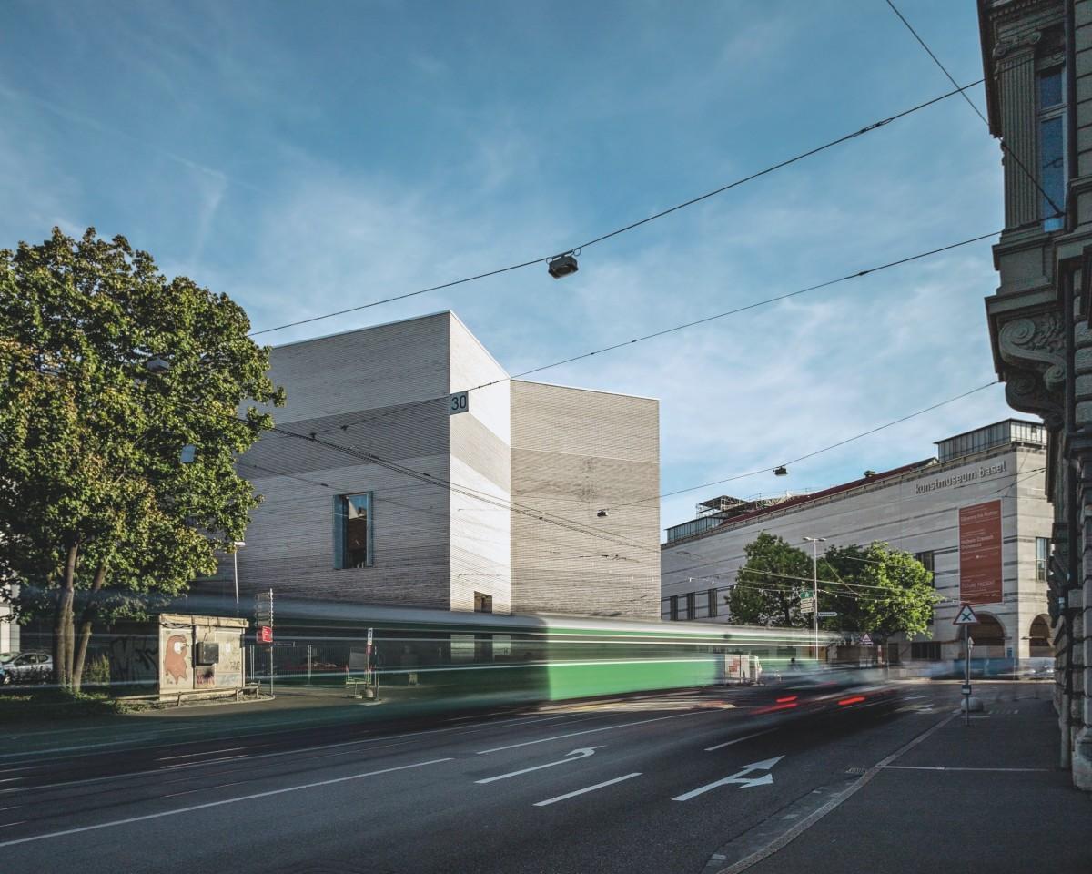 Kunstmuseum Basel // Julian Salinas