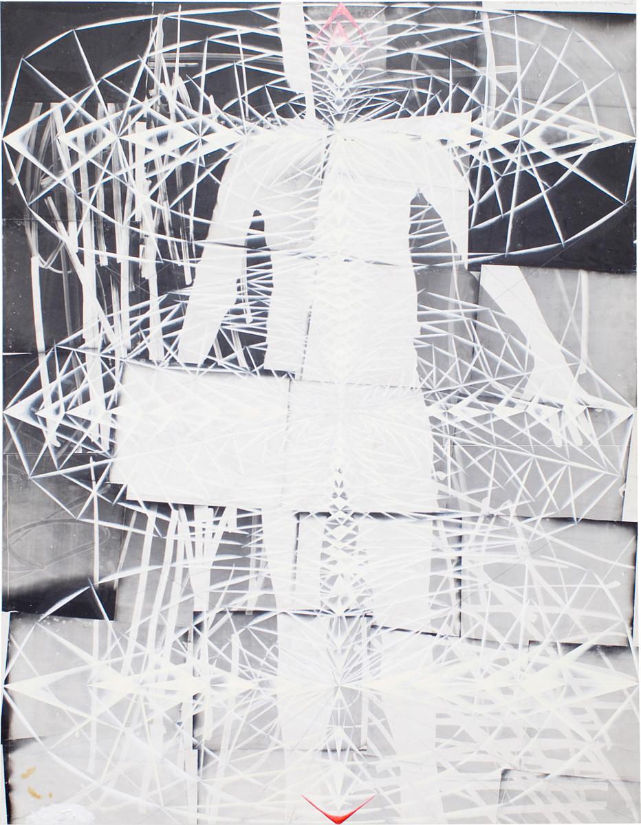 Tilmann Kaiser, oT, 2015 // Galerie Emanuel Layr