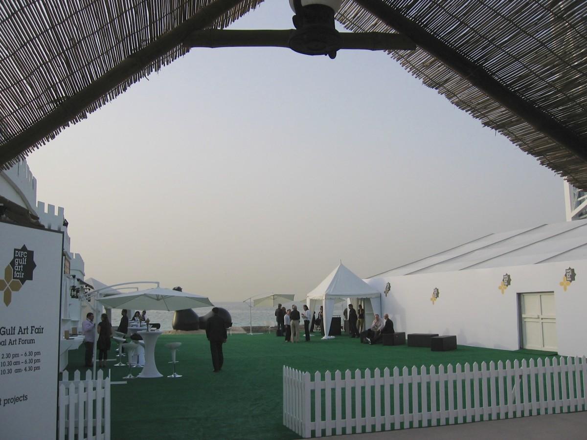 Gulf Art Fair, Global Forum 2007 // SBV