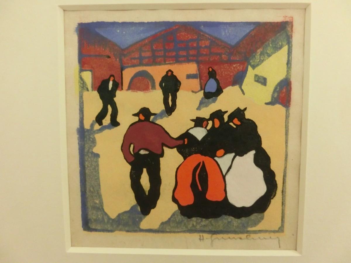 Herbert Gurschner, Kunsthandel Widder, Wien