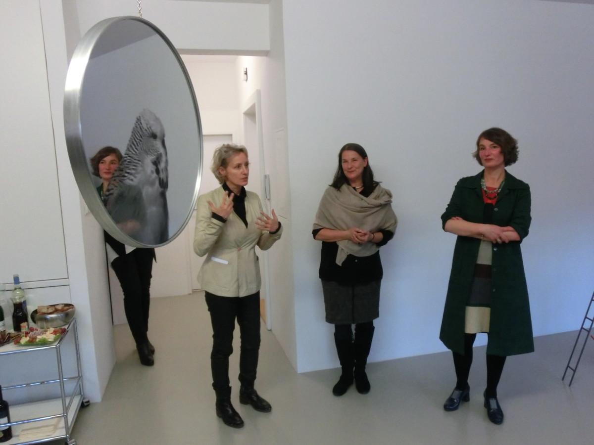 (vlnr) Gabriele Schor, Gabriele Rothemann, Katharina Hohmann // SBV