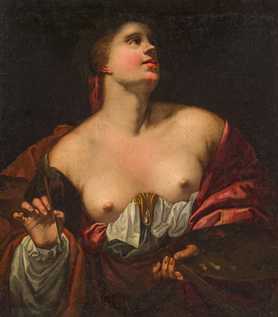 Francesco Umkreis, Malkunst