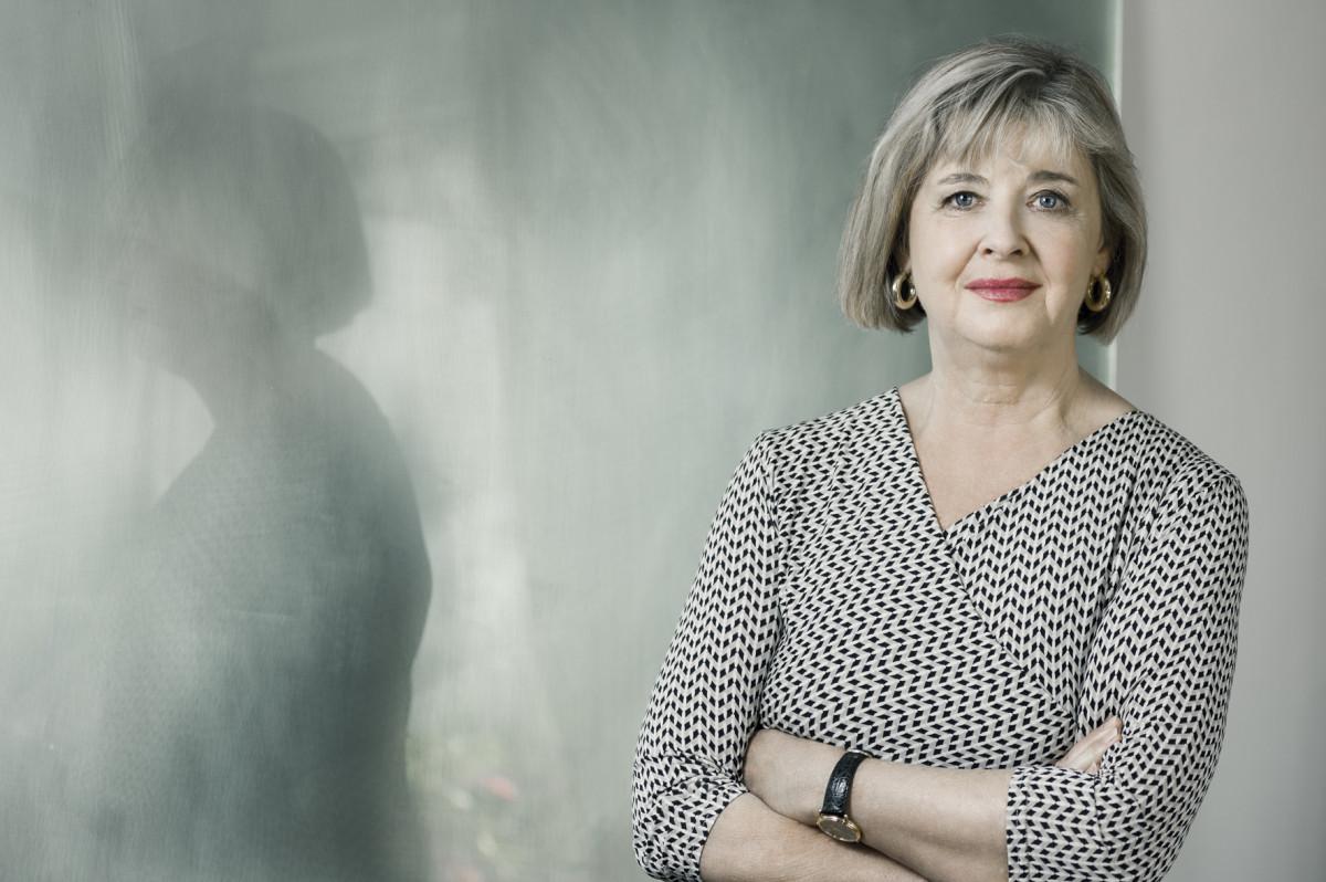 Christa Steinle. Foto Ulrike Rauch